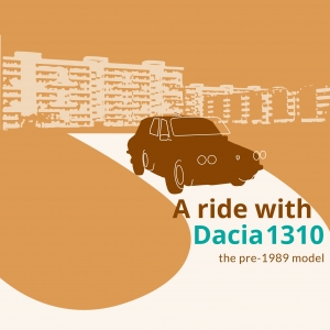 dacia 1310 ride - 500 ron donation